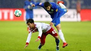 Hamburger SV VfL Wolfsburg Ito Malli Bundesliga