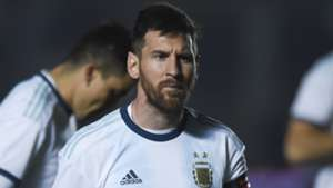 Lionel Messi Argentina 2019
