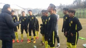 Malaysia U23, 2017