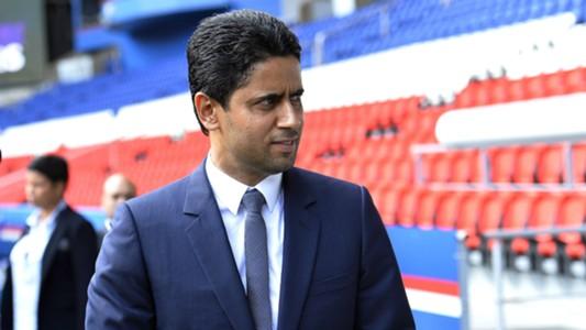 PSG president Nasser Al-Khelaifi