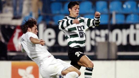 Cristiano Ronaldo Sporting
