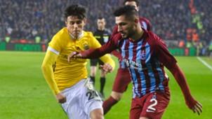 Eljif Elmas Fenerbahce Trabzonspor 01282018