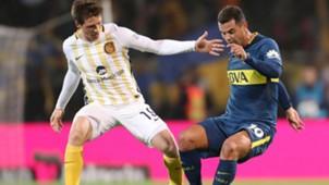 Edwin Cardona Leonardo Gil Boca Juniors Rosario Central Copa Argentina 27092017