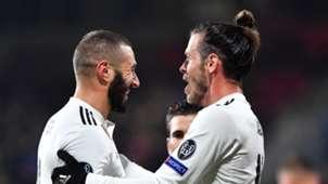 Karim Benzema, Gareth Bale, Real Madrid