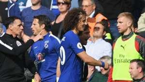 David Luiz v Arsenal