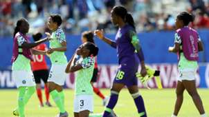 Super Falcons - Nigeria women