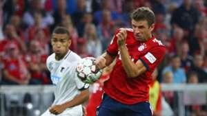 Thomas Muller Bayern Munich handball