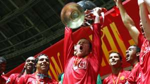 Wayne Rooney Manchester United Champions League