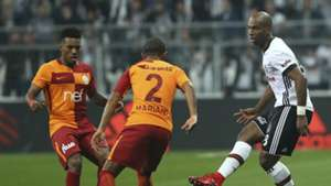 Ryan Babel Besiktas Galatasaray 12022017