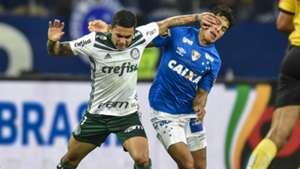 Dudu Lucas Romero Cruzeiro Palmeiras Copa do Brasil 26092018