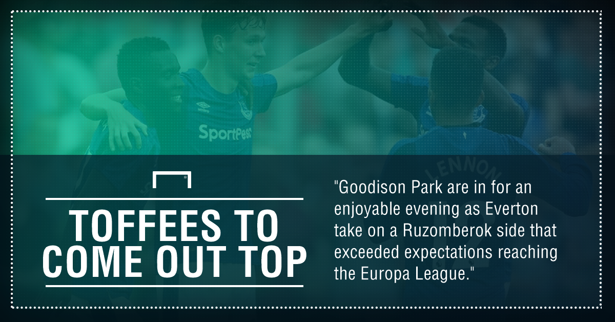 GFX Everton Ruzomberok betting