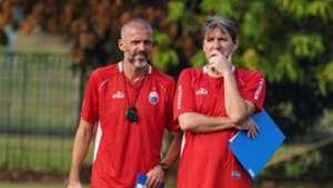 Julio Banuelos & Eduardo Perez