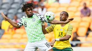 Alex Iwobi - Nigeria vs. South Africa