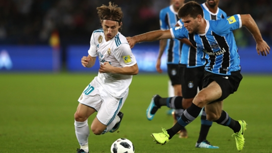 Modric beats Ronaldo to Club World Cup Golden Ball award