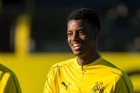 ONLY GERMANY Alexander Isak Borussia Dortmund
