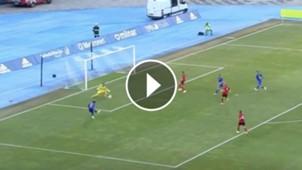 Junior Fernandes Goal Dinamo Zagreb Cibala 210717