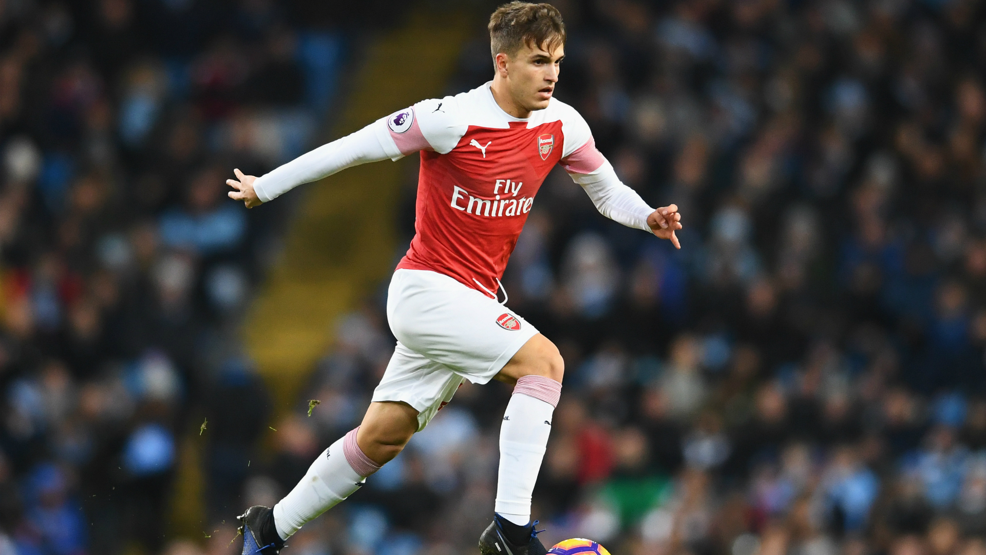 Denis Suarez Arsenal 02032019