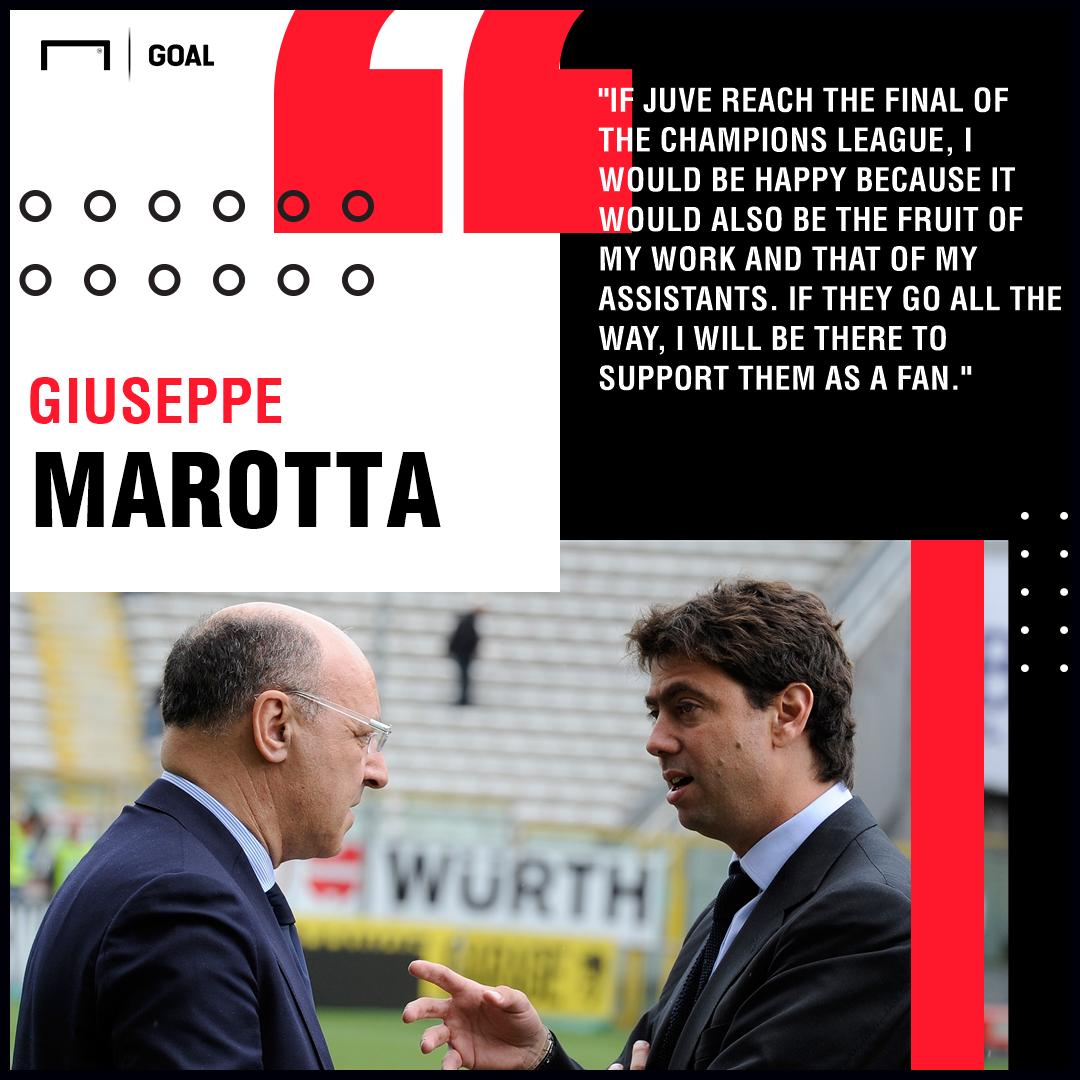 Beppe Marotta Juventus PS