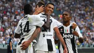 Mandzukic Cristiano Ronaldo Matuidi Douglas Costa - Juventus