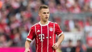 Joshua Kimmich Bayern Munich 14042018