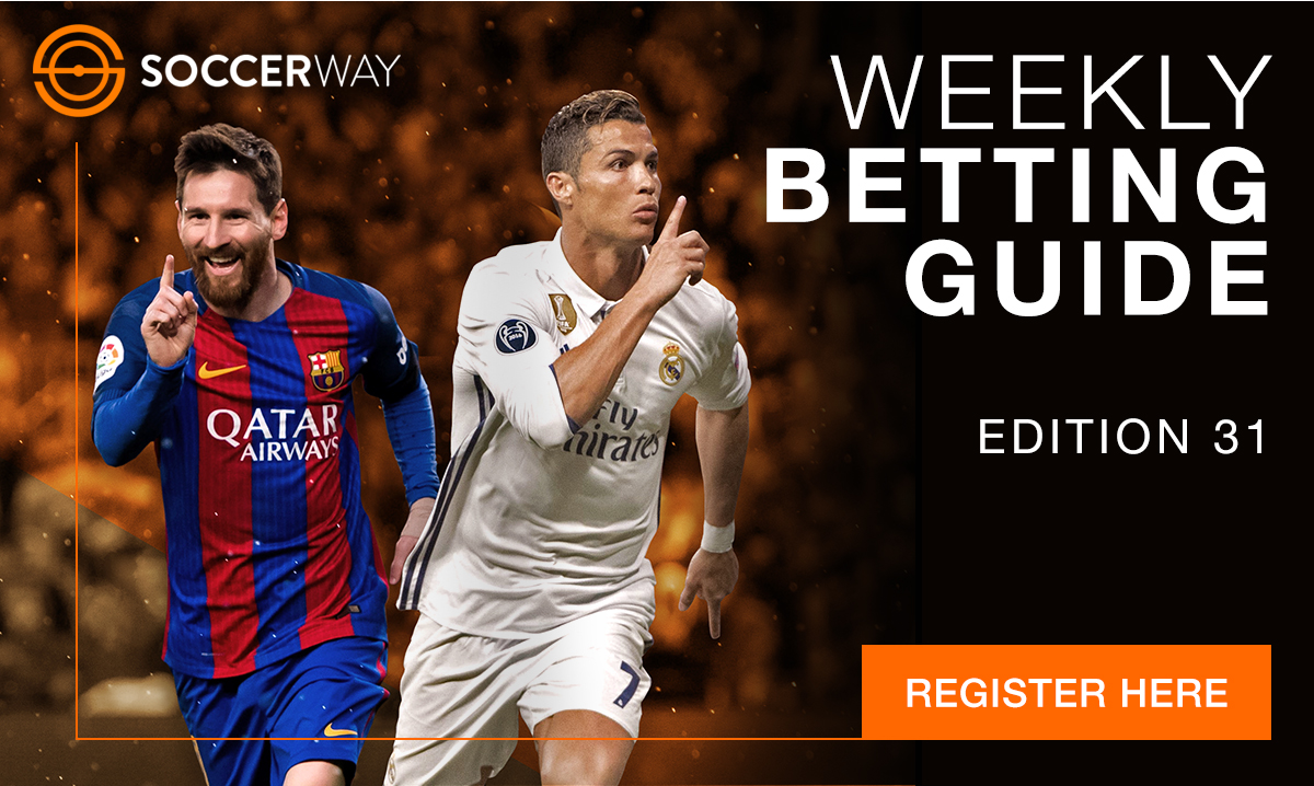 SOCCERWAY EDITION 31 REGISTER