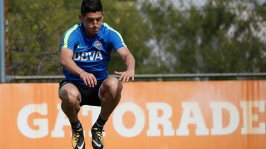 Cristian Espinoza Boca Juniors