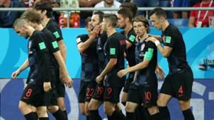 croatia iceland - world cup - 26062018