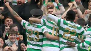Mikael Lustig Celtic Rangers 29042018
