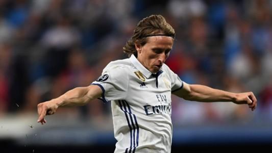 Luka Modric Real Madrid Bayern Munich UCL 18042017