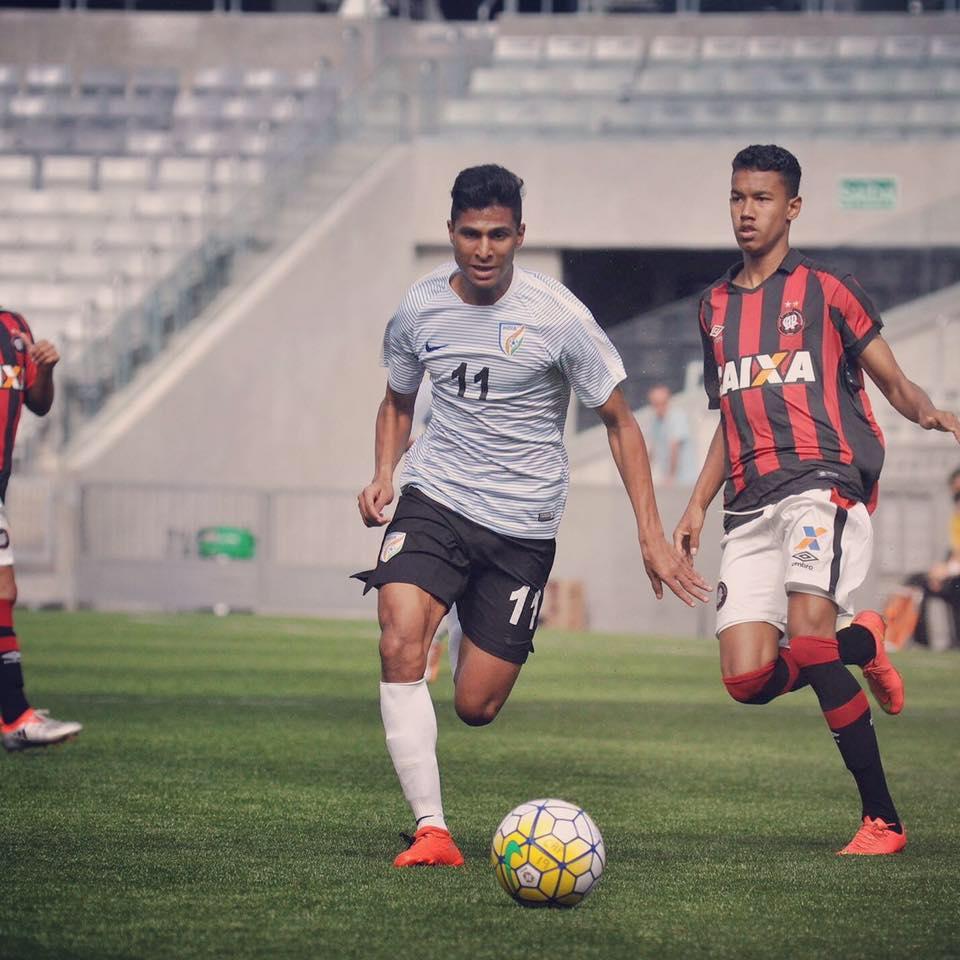 Aniket Jadhav India U-17