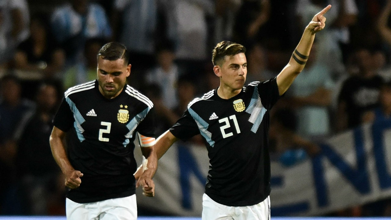 Image result for Scaloni happy to see Icardi and Dybala 'unlocked' for Argentina