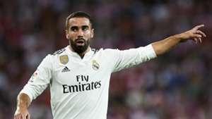 Carvajal Real Madrid