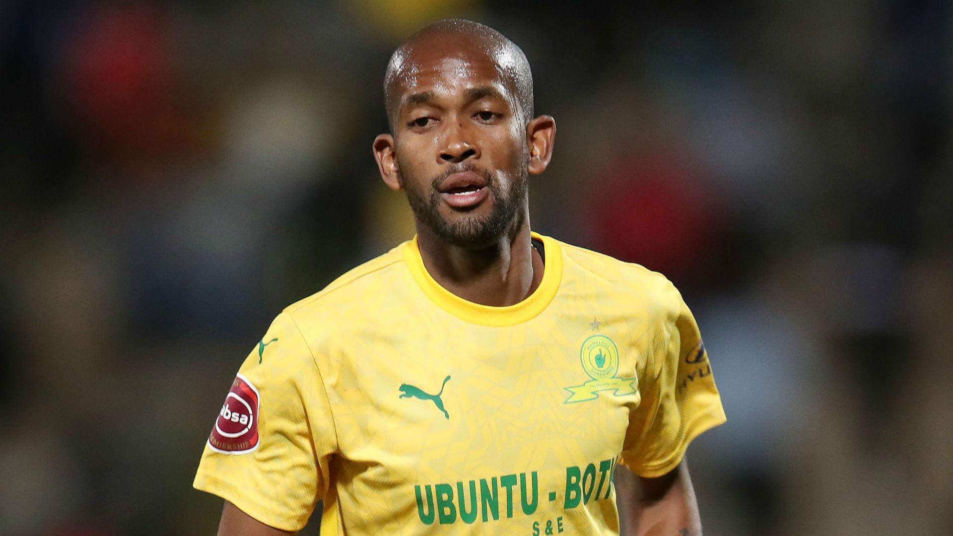 Mosa Lebusa of Mamelodi Sundowns, August 2019