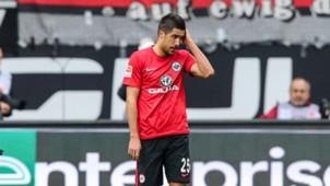 Medojevic Eintracht Frankfurt 09062017