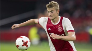 Matthijs de Ligt, Ajax - Rosenborg, Europa League 08172018
