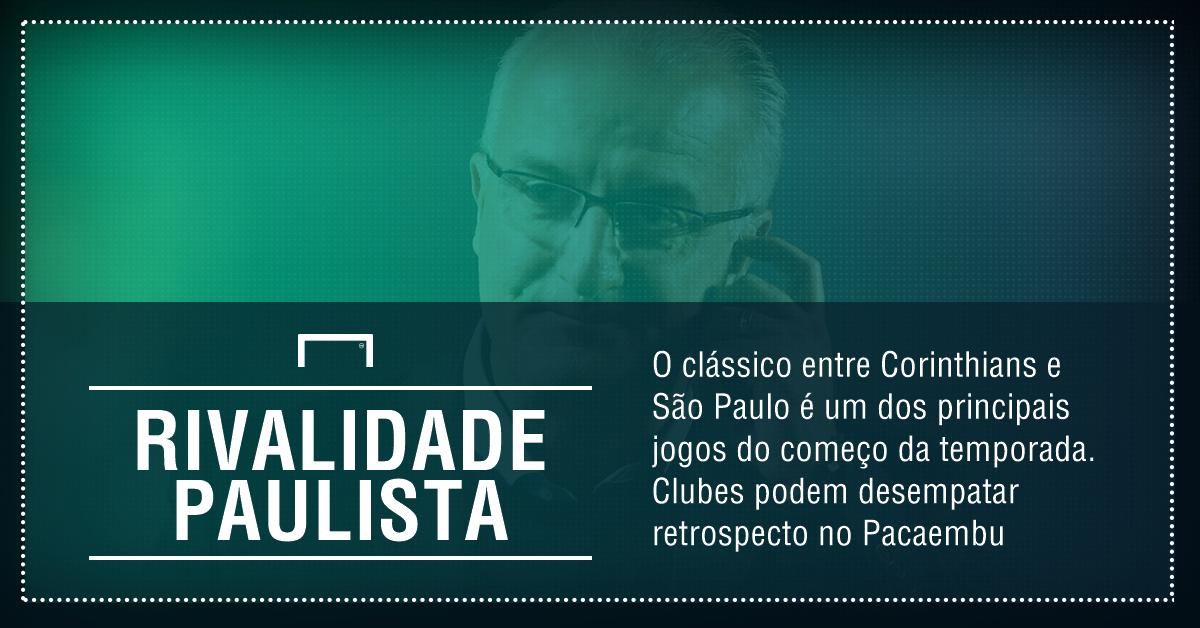 GFX Corinthians x São Paulo