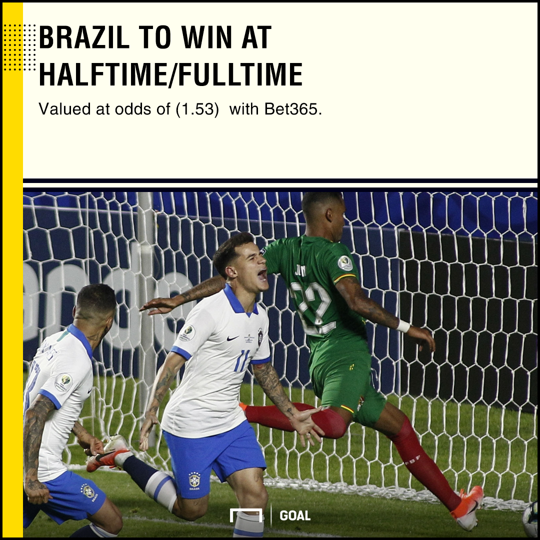 Brazil 0 - 0 Venezuela - Match Report & Highlights
