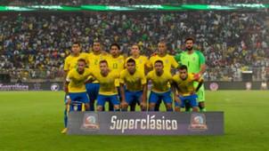 Brasil Argentina Amistoso Superclássico das Américas 16102018