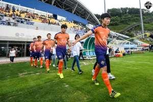 Lương Xuân Trường Gangwon FC
