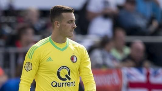 Justin Bijlow, Feyenoord, 08132018