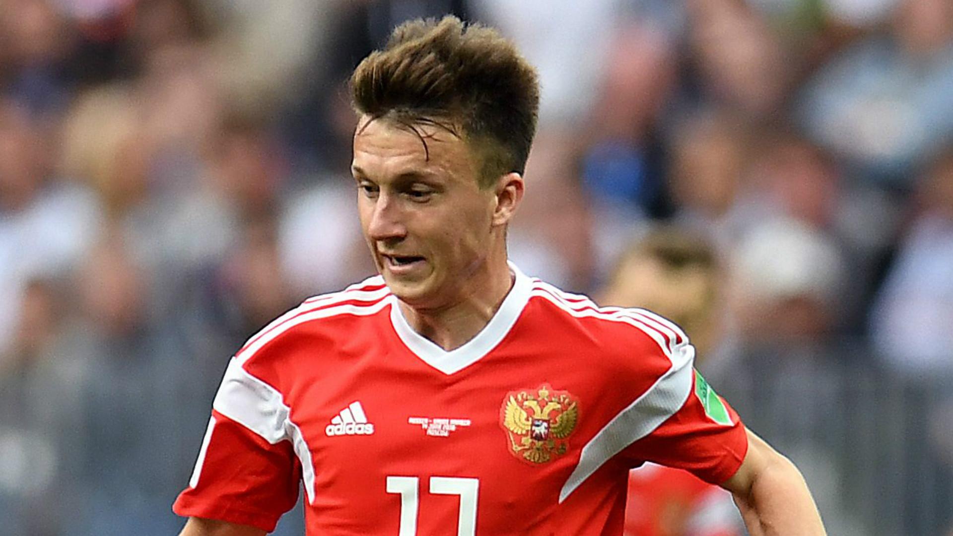 Aleksandr Golovin Transfer News Arsenal Chelsea Face Competition As Monaco Confirm Offer For Russian Star Goal Com