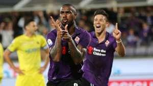 Gerson Fiorentina Chievo Serie A