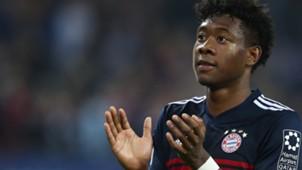 David Alaba FC Bayern München