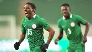 Dayo Ojo Nigeria CHAN 2018