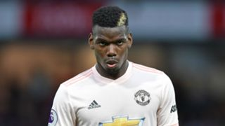 Paul Pogba Manchester United 2018-19
