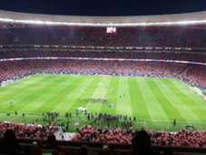 Estadio Wanda Metropolitano Atletico de Madrid Malaga 16092017