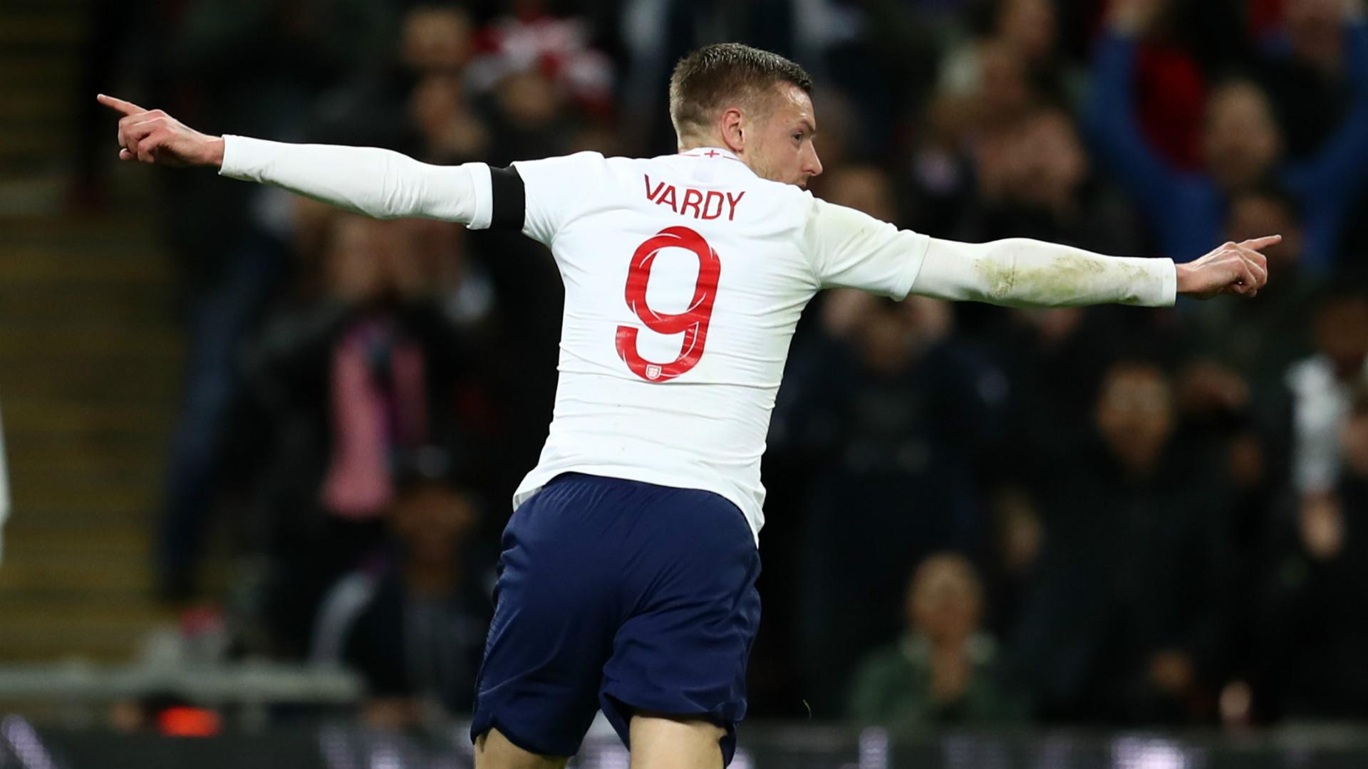 Jamie Vardy England