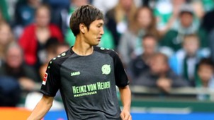 Genki Haraguchi Hannover 2018-08-25