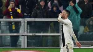 Cristiano Ronaldo Juventus Parma Serie A