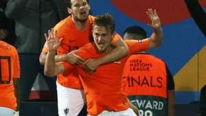 Matthijs de Ligt Netherlands 2019